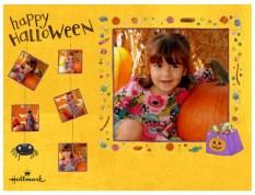 Smilebox Halloween Card