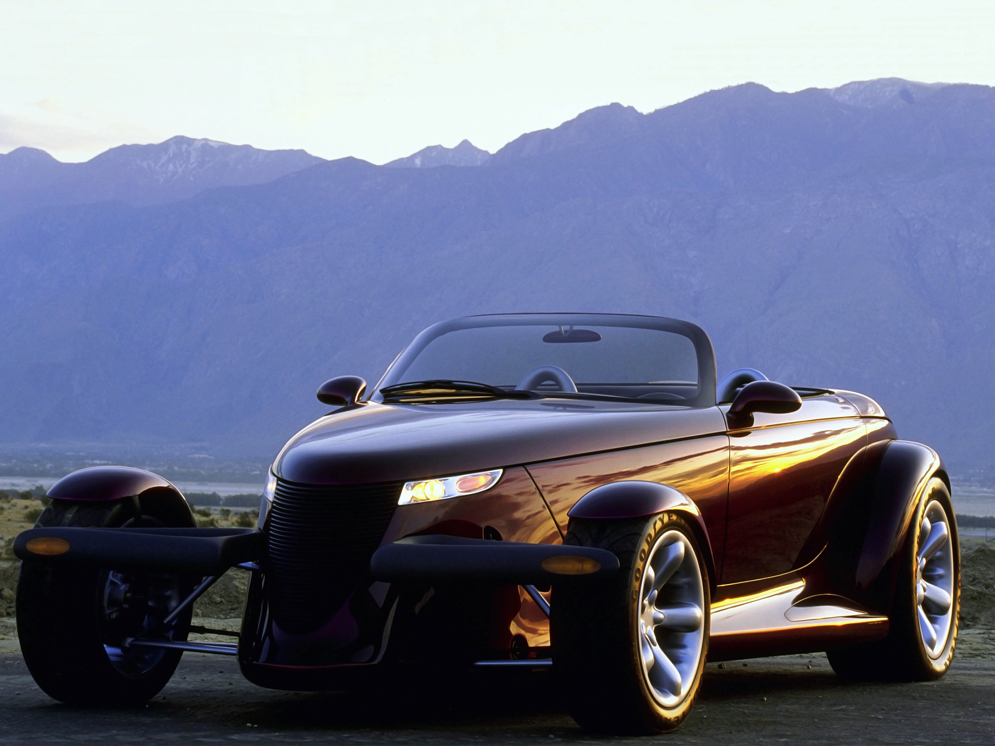 Chrysler Sports Cars History Of The Big Three