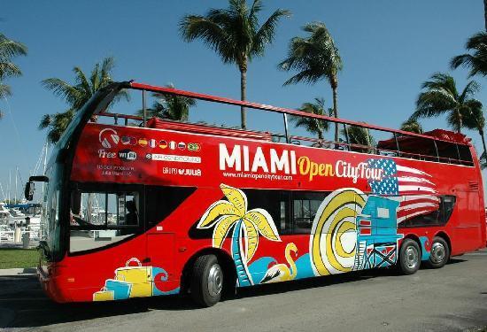 Miami Bus Tours Miami Limo Tours