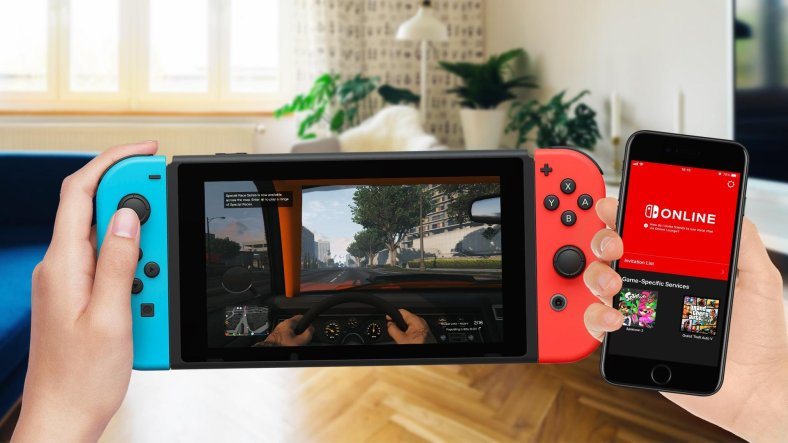 We Will See GTA 5 on the Nintendo Switch? - Miami Morning Star