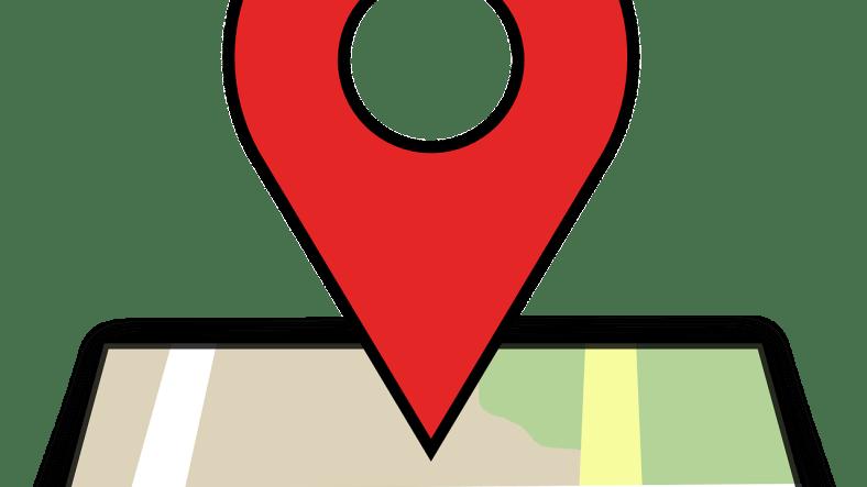 Blank Google Maps