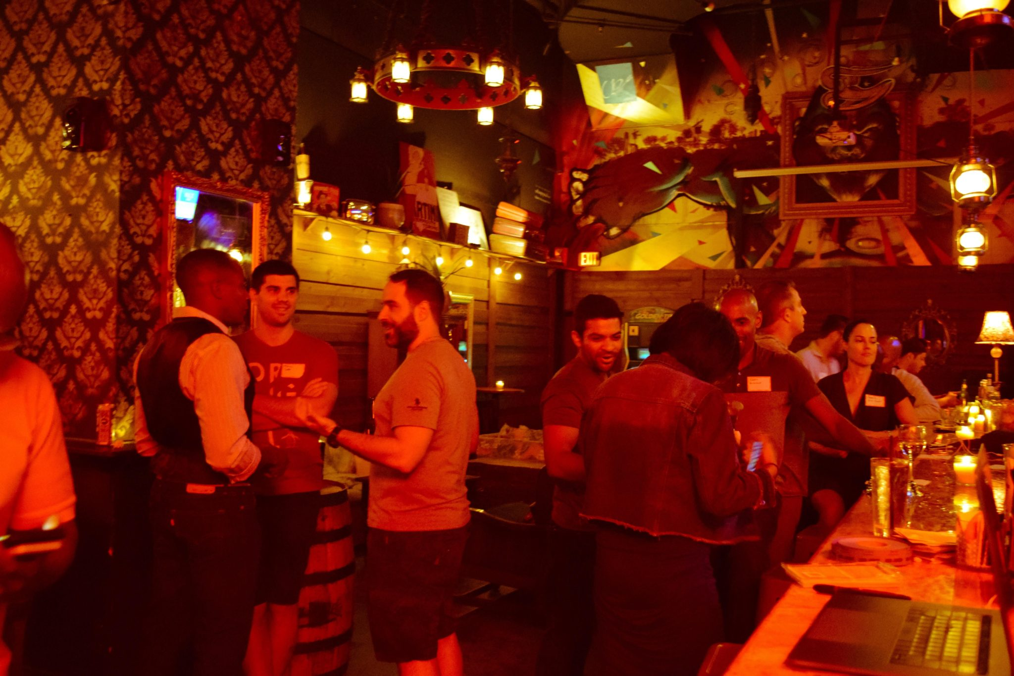 Brickell Happy Hour Networking