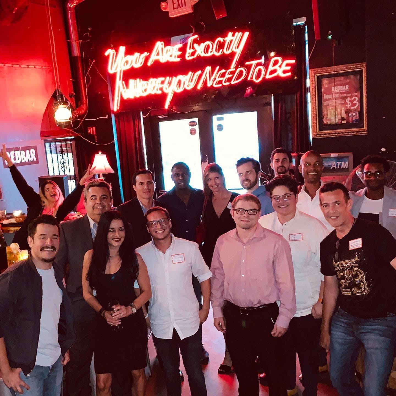 Brickell Happy Hour Network