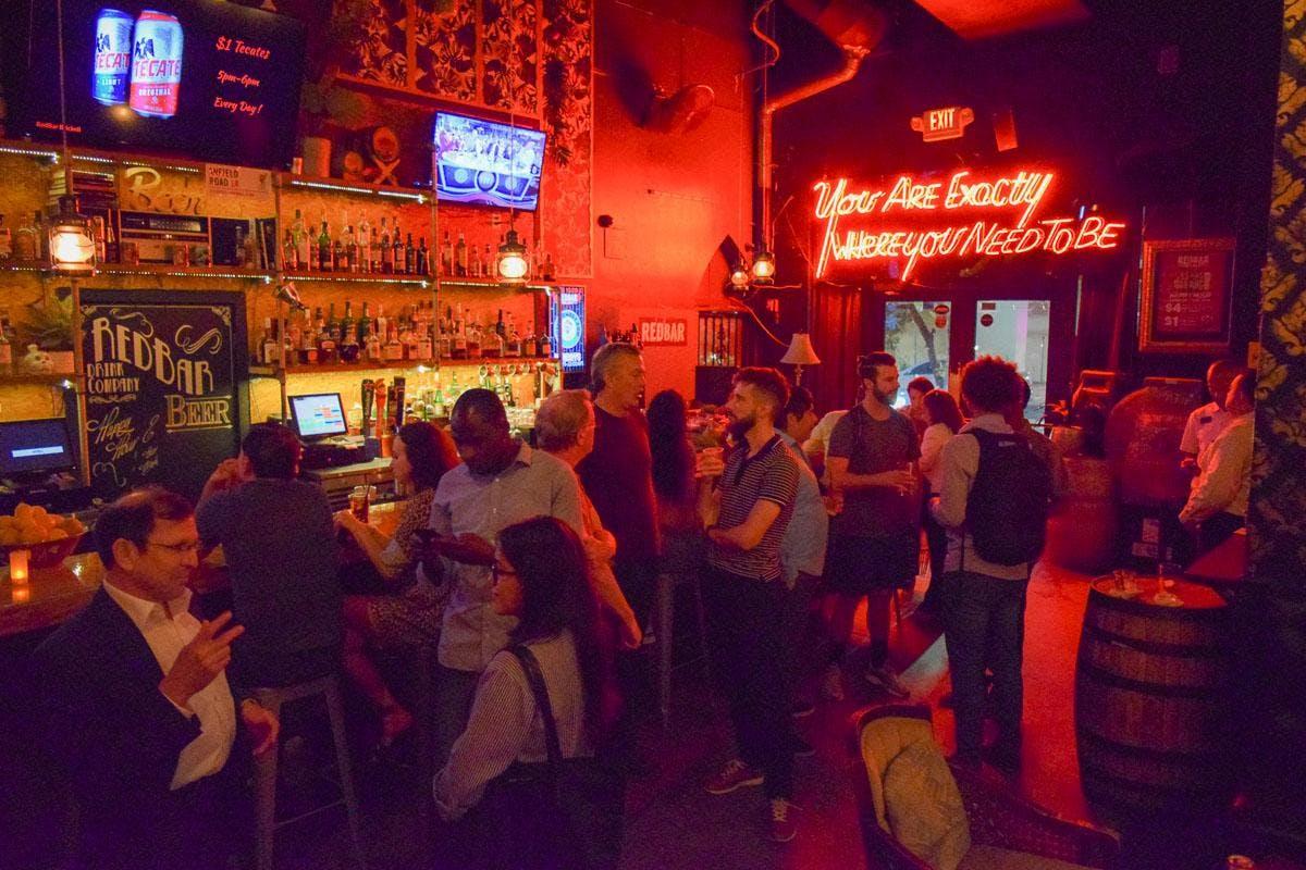 Redbar Brickell Happy Hour Network