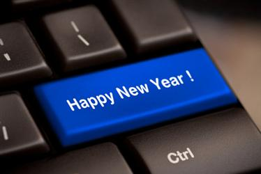 Image result for happy new year technology