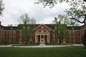 East Quad  Campus Services Center  Campus Services