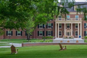 North Quad  Campus Services Center  Campus Services