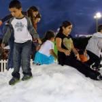 Santa's Snowblast in Hialeah