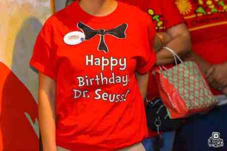 Free Dr. Seuss' birthday party at Miami Children's Museum