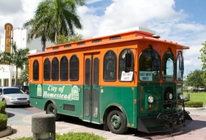 homestead-trolley