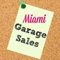 Miami Garage Sales