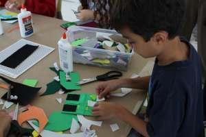 Free GO GO MOA+D! kids' art event