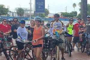 Free group bike ride