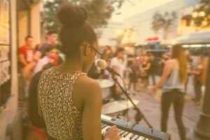 Free Buskerfest concerts