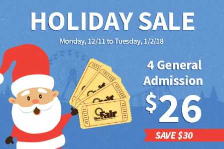 Miami youth fair holiday sale