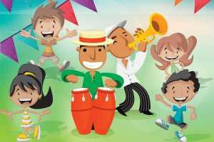 Free bilingual family playtime