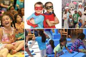 Free Family Festival and Fandom Fest at library