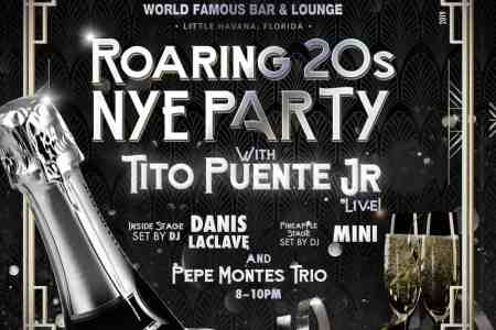 Free NYE Extravaganza at Ball & Chain in Little Havana