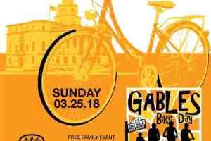 Free Coral Gables Bike Day