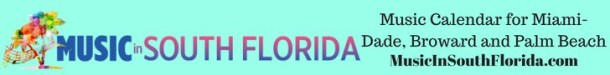 Music events concerts in South Florida