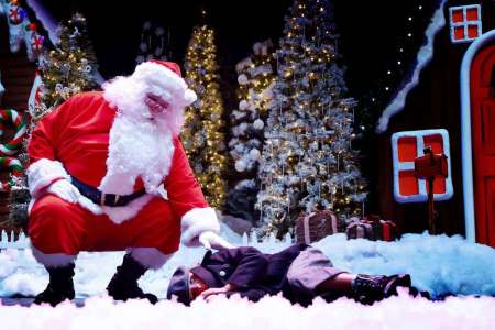 Jungle Island 'Santa's Circus' deal