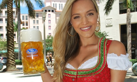 Oktoberfest Package for One or Two at Coral Gables Oktoberfest (Up to 32% Off)