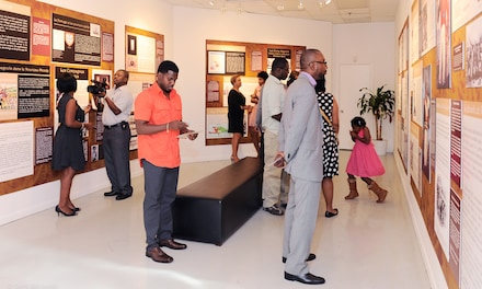 Admission for Two or Four or Family Membership for Three Individuals at Haitian Heritage Museum (Up to $11 Off)