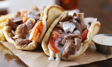 Miami Greek Festival for Two or Four at St. Andrew Greek Orthodox Church; November 15–17 (Up to 50% Off)