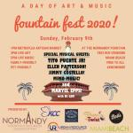 Free family-friendly event at Normandy Fountain