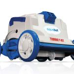 Aquabot ABTTJET Turbo T Jet Robotic In-Ground Pool Cleaner