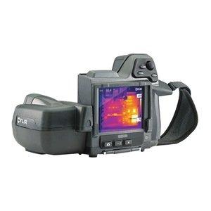 Câmera de imagem térmica da série T da FLIR T420