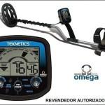 Detector de metal Teknetics Omega 8000 Metal Detector