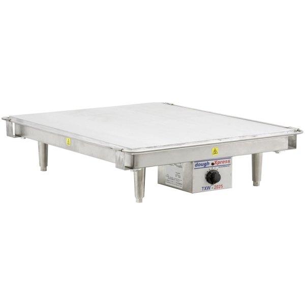 DoughXpress TXW-TXW-4025 Tortilla Pizza Flat Grill 25 x 40 – 220V