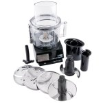 Processador de Alimento Waring WFP11S 2.36 litros Cuisinart 2.5 Qt. Batch Bowl Food Processor with Vertical Chute3