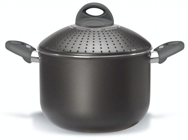 Panela Pensofal 07PEN8631 Platino Bio-Ceramix – Espagueteira