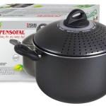 Panela Pensofal 07PEN8631 Platino Bio-Ceramix – Espagueteira3
