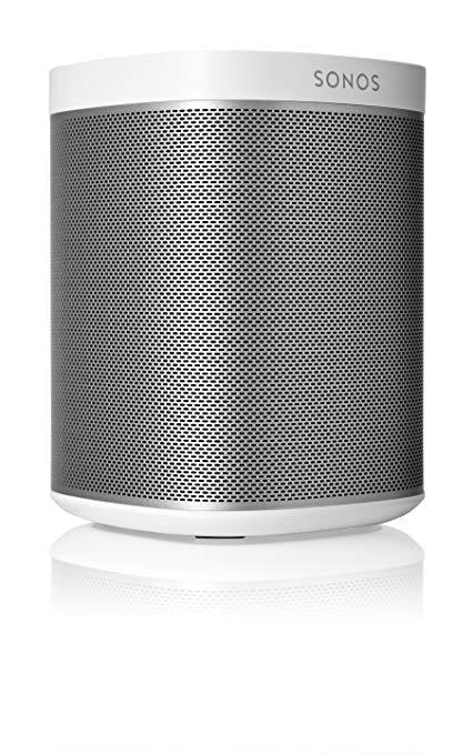 Mini alto-falante Sonos Play 1 Compact Wireless Smart Speaker For Streaming