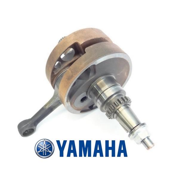Virabrequim Completo Original Yamaha YZF 250 5xc-11400-22-00