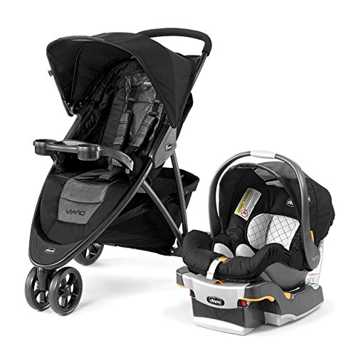 All Terrain Lightweight Baby Stroller Travel System Apex