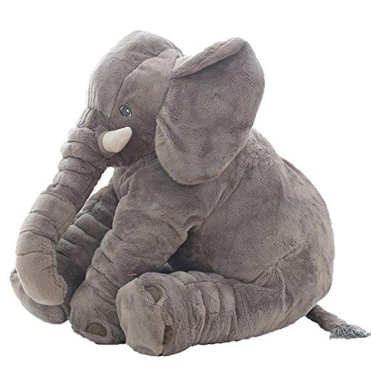 Almofada Elefante Soft Elephant Sleep Pillow 6