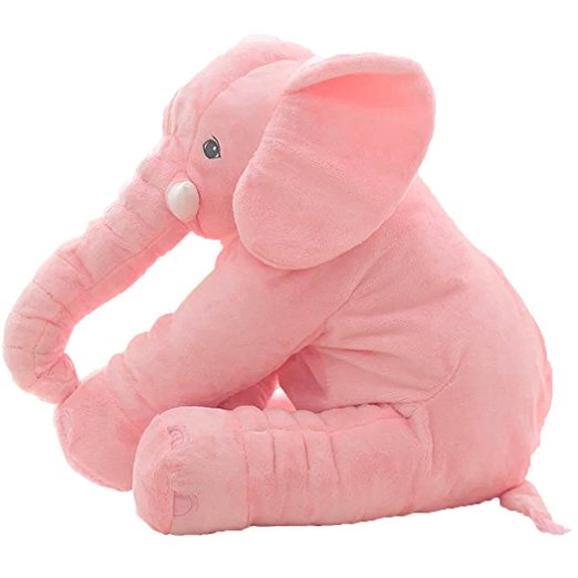 Almofada Elefante Soft Elephant Sleep Pillow 4