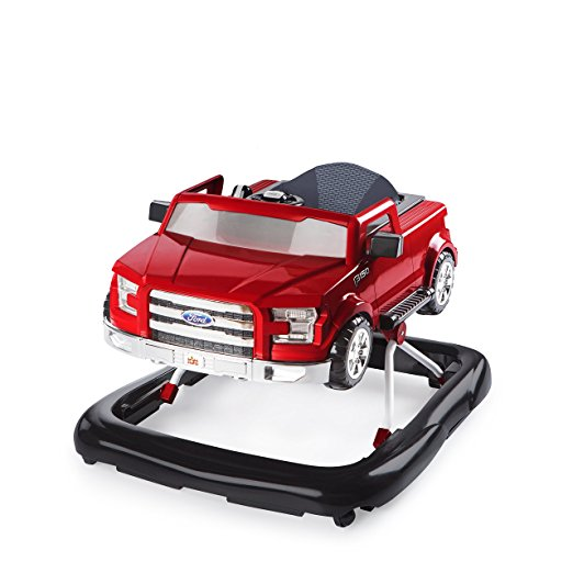 Andador 3 em 1 Ford-150 Bright Starts 3 Ways to Play Adjustable Portable Baby Walker3
