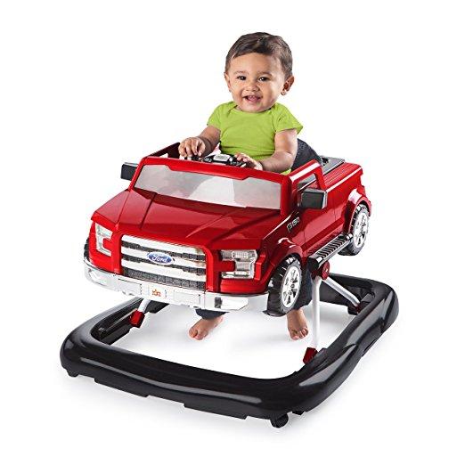 Andador 3 em 1 Ford-150 Bright Starts 3 Ways to Play Adjustable Portable Baby Walker6
