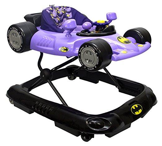 Andador Infantil Menina WB KidsEmbrace Baby Batgirl Activity Walker