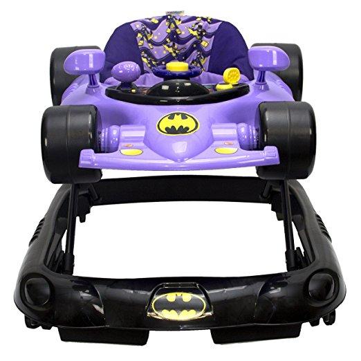 Andador Infantil Menina WB KidsEmbrace Baby Batgirl Activity Walker 2