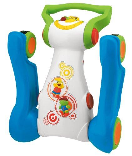 Andador Infantil Musical com Ajuste Ergonômico Baby Jogging Chicco2