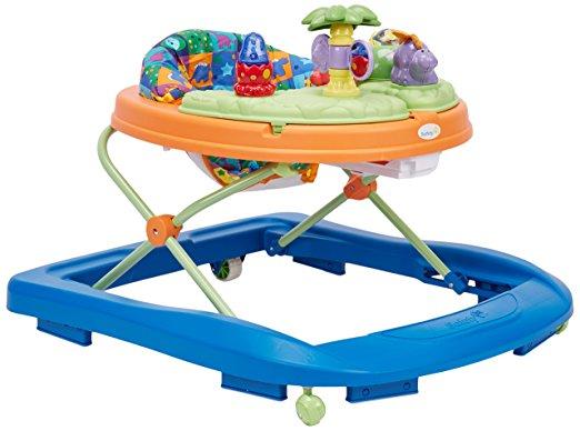 Andador Infantil Safety 1st Sounds 'n Lights Discovery Walker, Dino