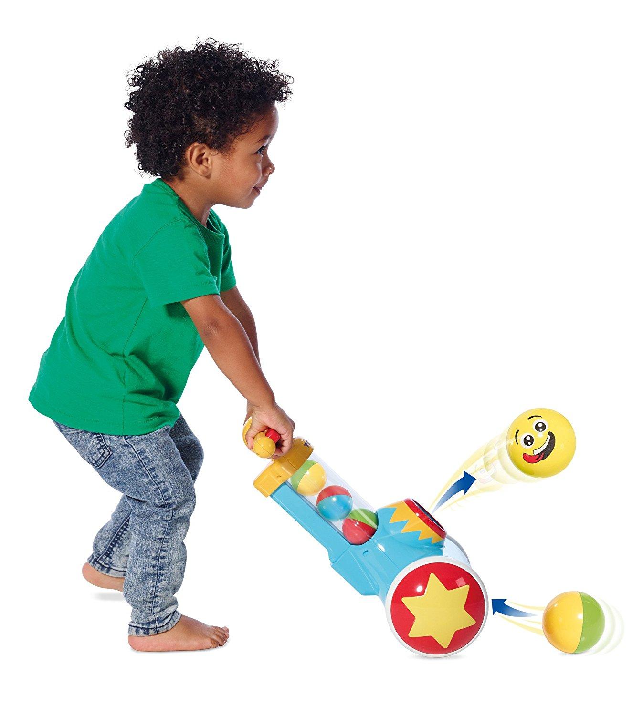 Andador Infantil Tomy Pic N' Pop Ball Blaster