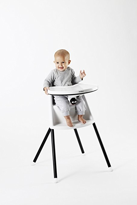 BABYBJORN High Chair – White 5