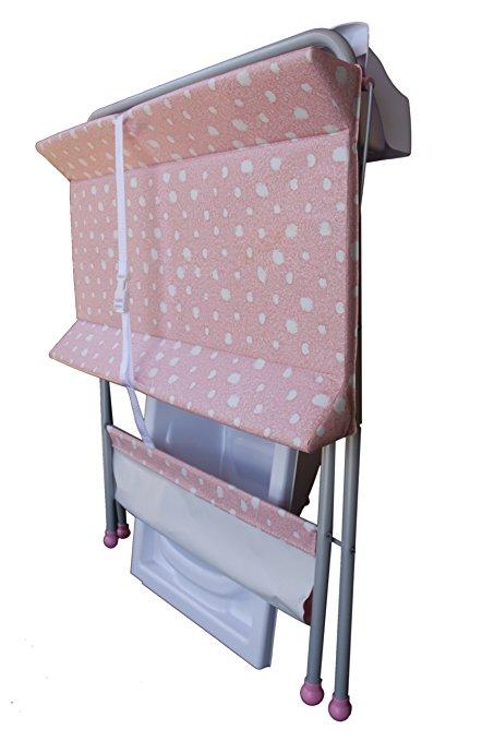 Baby Diego Bathinette Standard, Pink 3